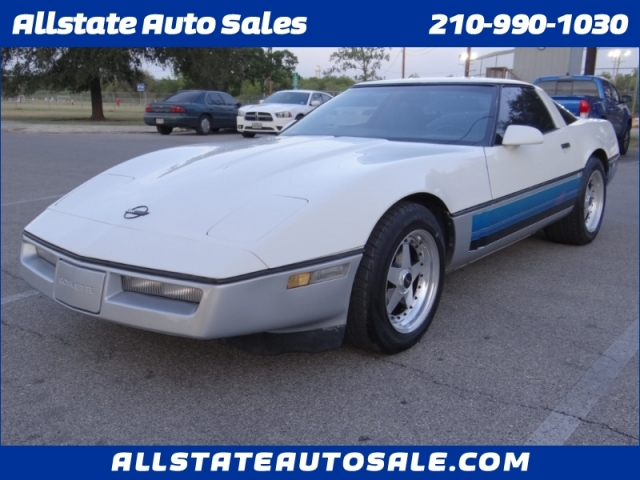 1984 Chevrolet Corvette Hard top Convertible Low miles