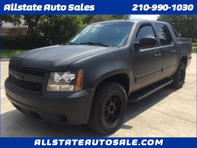 2010 Chevrolet Avalanche LS One Owner