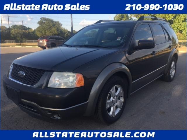 2007 Ford Freestyle SEL *read the description*
