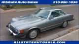 Mercedes-Benz 560 Series Hard top convertible 1989