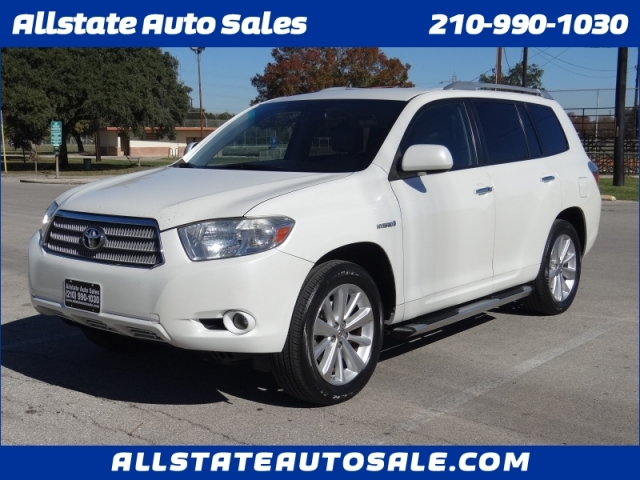 2008 Toyota Highlander Hybrid Limited 4WD 3rd row