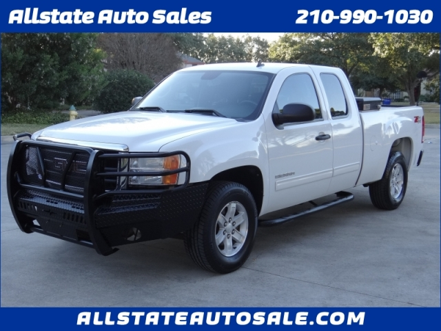 2011 GMC Sierra 1500 SLE Ext Cab 4WD One owner