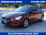 Volvo S60 T5 Premier Luxury Sedan 2013