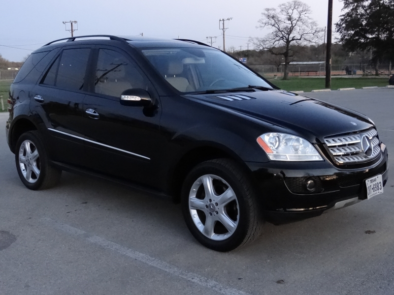 Mercedes Benz ML-350 4MATIC M-Class 2008 price $6,995