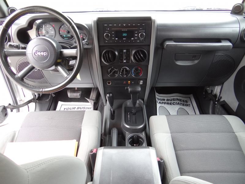 Jeep Wrangler 2007 price $12,995