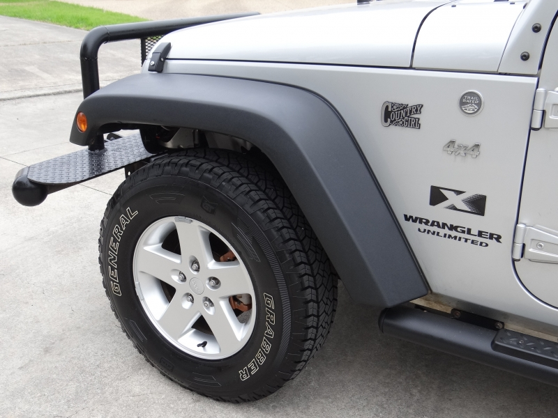 Jeep Wrangler 2007 price $12,995