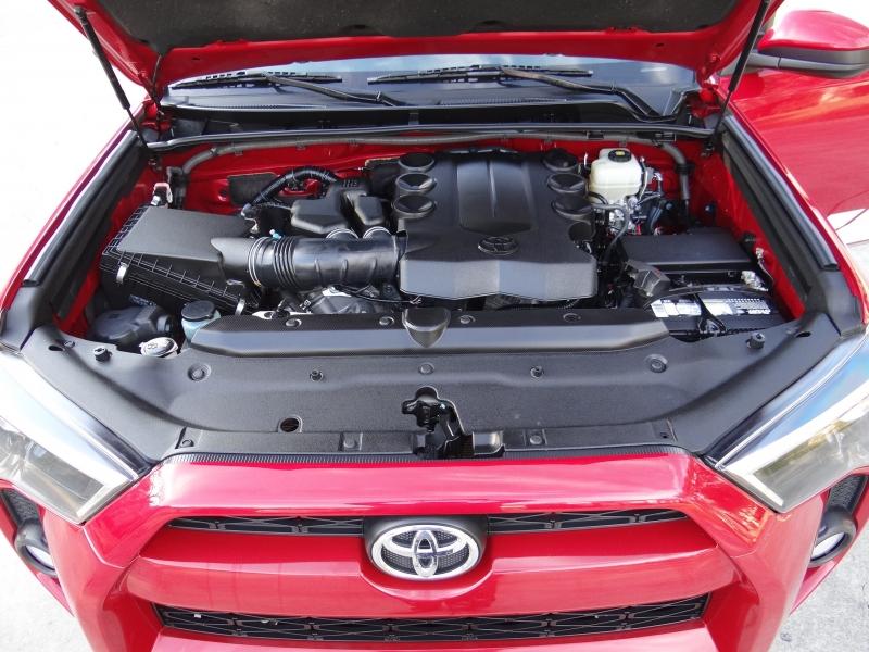 Toyota 4Runner 2017 price $22,795