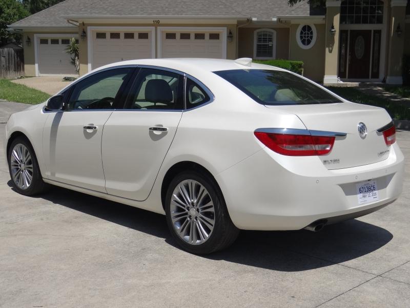 Buick Verano WITH 44000 Miles 2015 price $9,995