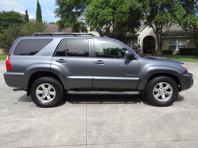 Toyota 4Runner Sport Edition One Owner 2007 price $6,995