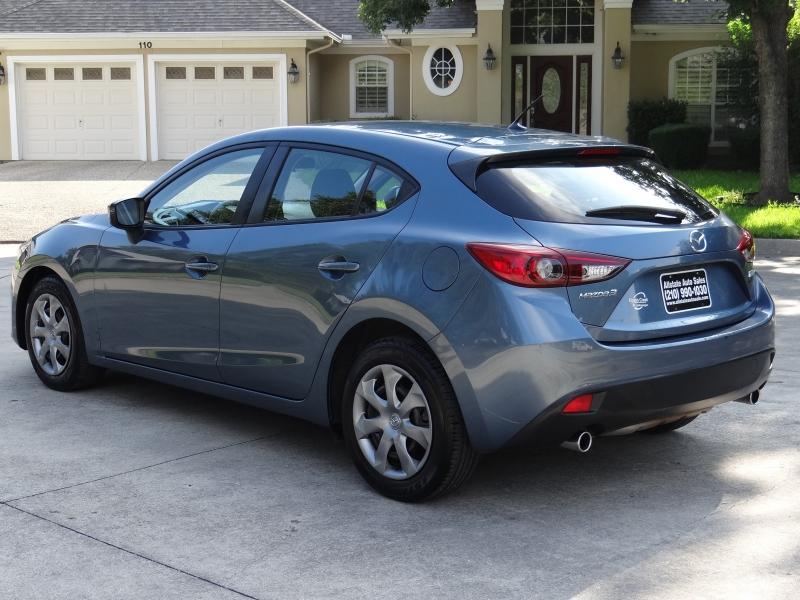 Mazda Mazda3 Sport 6speed Manual hatchback 2014 price $8,995