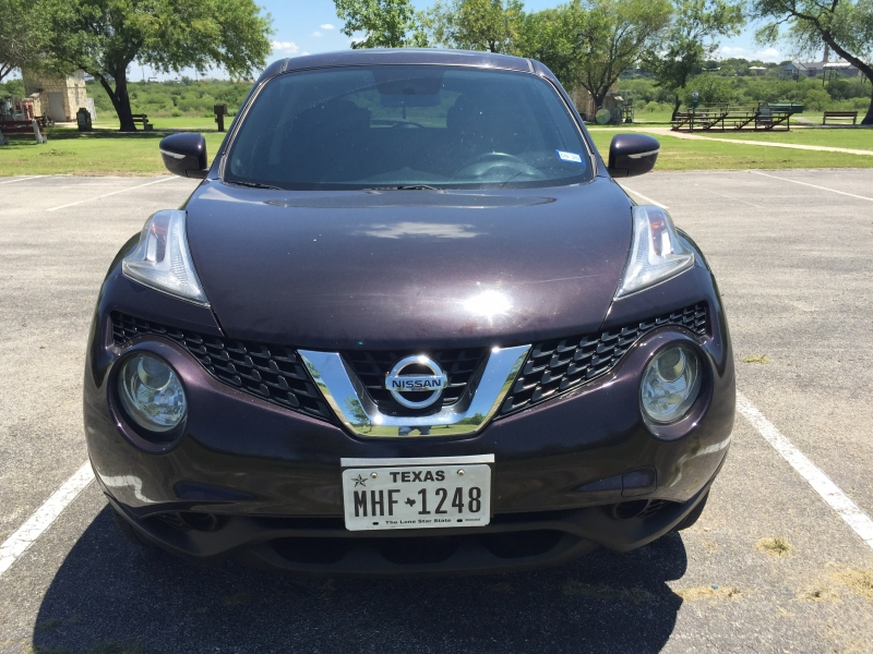 Nissan Juke SV Low miles 2016 price $9,995