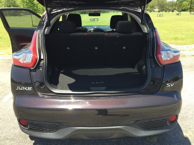 Nissan Juke SV Low miles 2016 price $9,995
