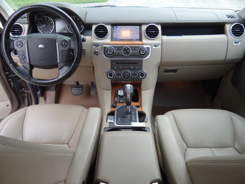 Land Rover LR4 HSE Luxury One owner 2011 price $12,995