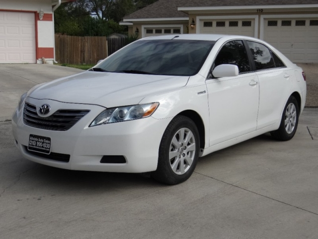 2007 Toyota Camry Hybrid One Owner 40 MPG