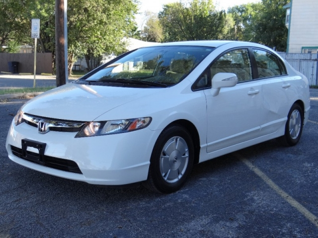 2008 Honda Civic Hybrid One Owner With 31000 Miles