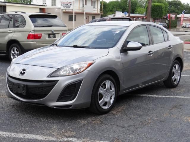 2011 Mazda Mazda3 i Sport With Manual Transmission
