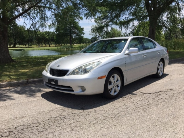 2006 Lexus ES 330 With Navigation System