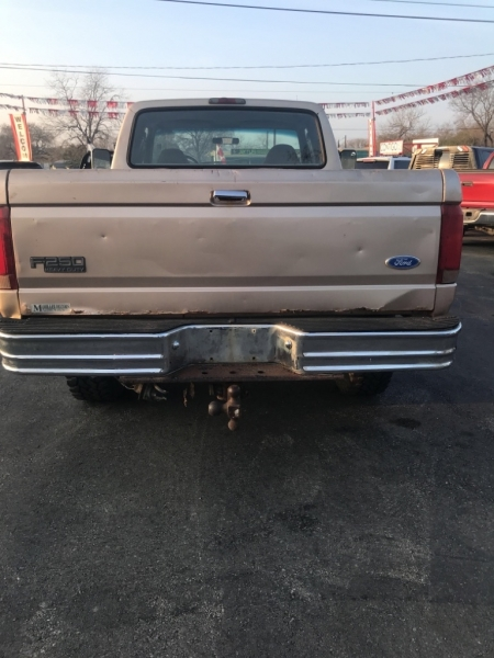 FORD F250 1997 price $5,995