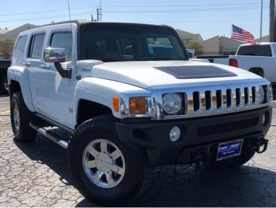 2006 Hummer H3 Leather, Sunroof, 90 Days Warranty!!!