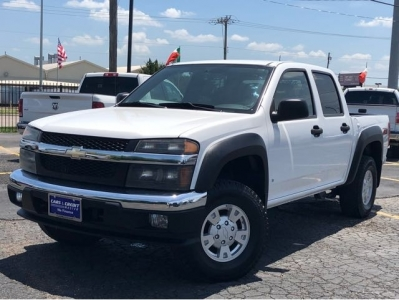 2007 Chevrolet Colorado LT2 Crew Cab 2WD