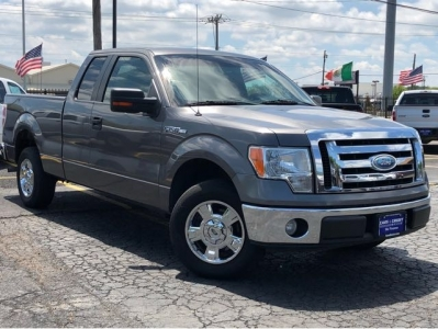 2009 Ford F-150 XLT SuperCab 5.5-ft. Bed 2WD