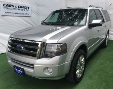 2012 Ford Expedition EL Limited 2WD