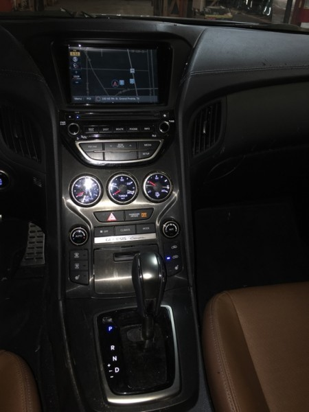 2015 Hyundai Genesis Coupe 2dr 3 8l Auto Ultimate W Tan