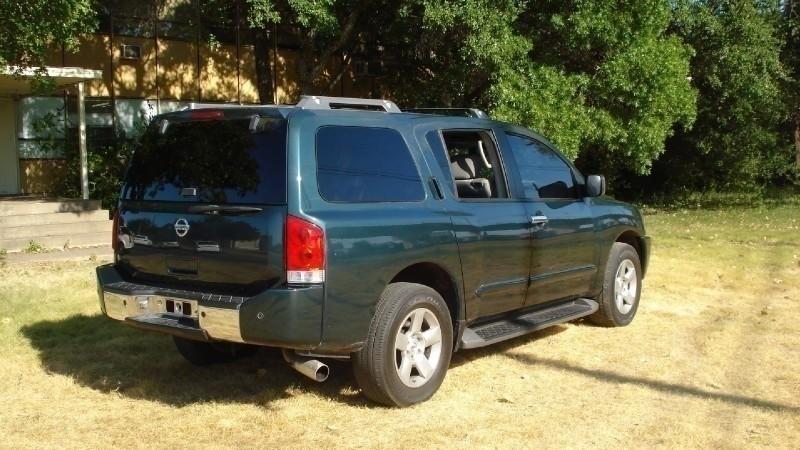 2006 Nissan Armada Se Inventory Texas Auto Traders