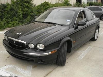 Jaguar X-Type 5 Speed Manual 2003