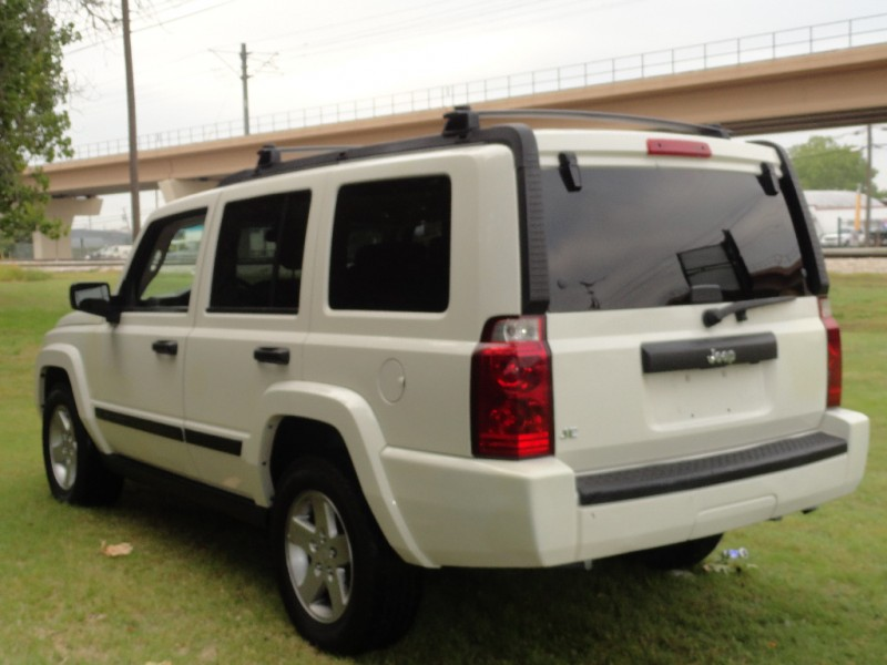 2006 jeep commander 4dr 2wd inventory texas auto. Cars Review. Best American Auto & Cars Review