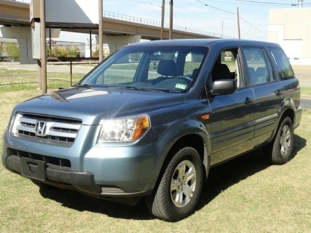 2007 honda pilot 2wd 4dr lx inventory texas auto traders auto dealership in dallas texas. Black Bedroom Furniture Sets. Home Design Ideas