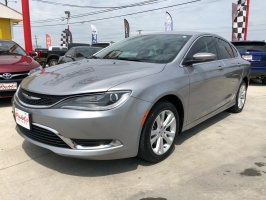 Chrysler 200-Series 2016
