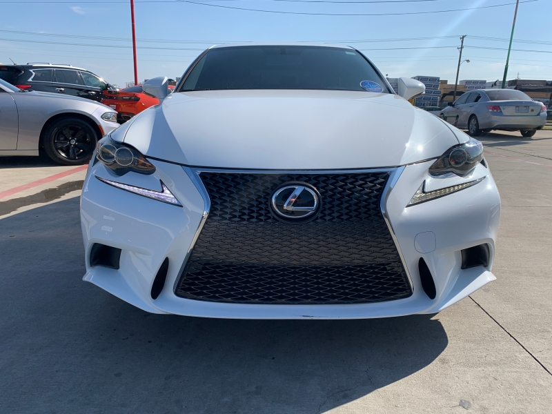 Lexus IS 200t 2016 price $24,900
