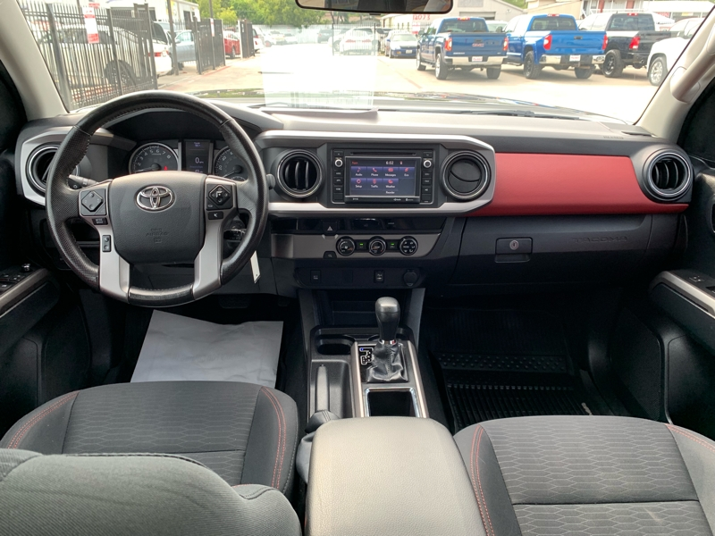 Toyota Tacoma 2016 price $26,900