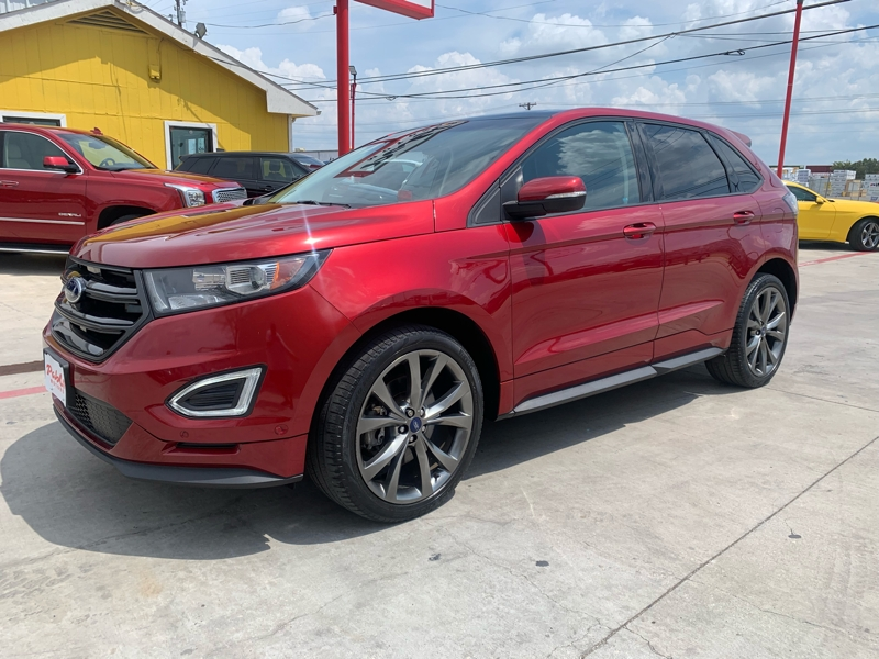 Ford Edge 2016 price $27,900