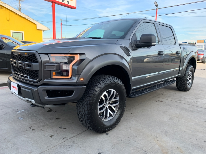 Ford F-150 2017 price $49,900