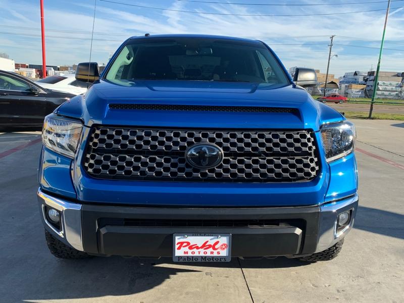 Toyota Tundra 4WD 2018 price $39,900