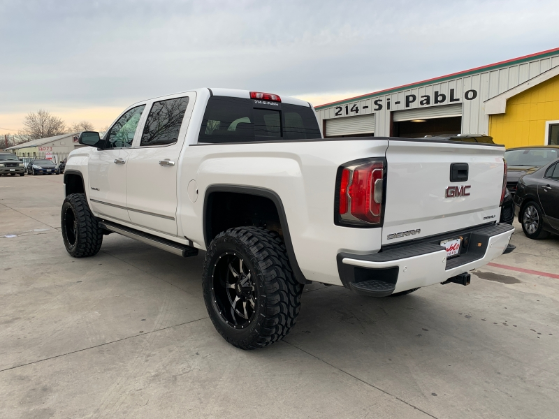 GMC Sierra 1500 2018 price $50,900
