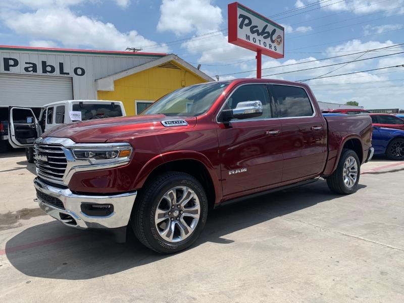 RAM 1500 2019 price $52,830