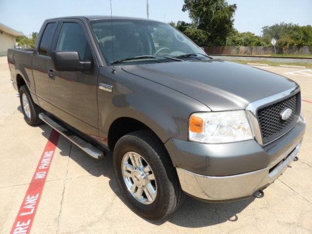 2006 ford f 150 supercab xlt 4wd triton super nice - inventory