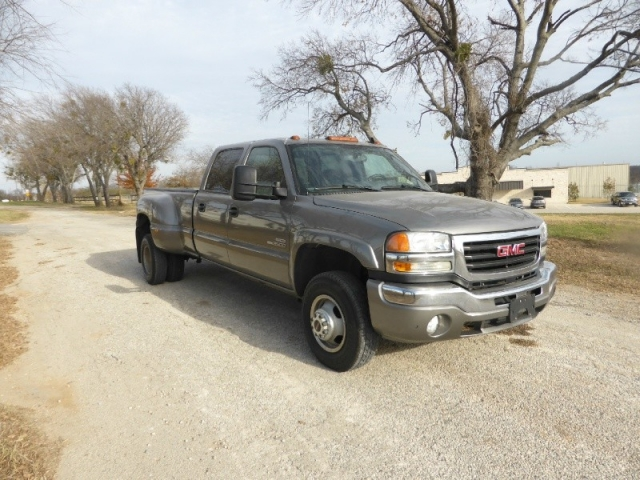 2006 GMC Sierra 3500HD