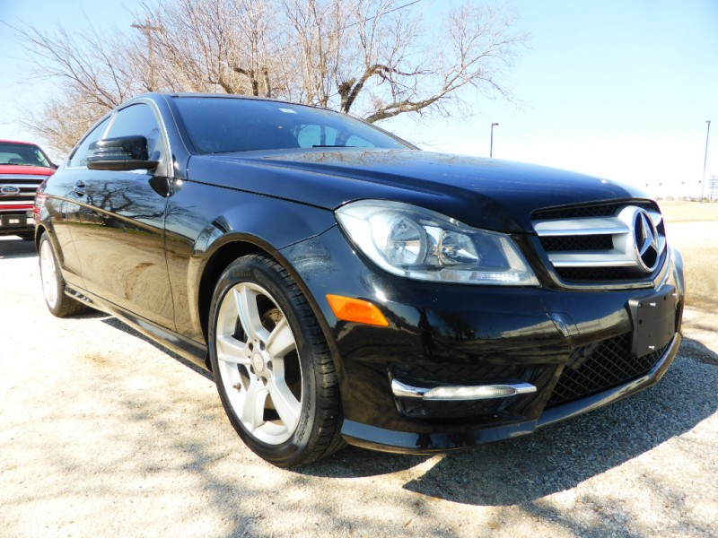 Mercedes Of Northlake >> 2013 Mercedes Benz C Class 2dr Cpe C 250 RWD BLACK 45K MILES SUNROOF - Inventory | Village ...
