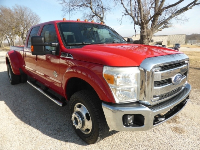 2011 Ford Super Duty F-350 DRW