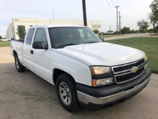 2007 Chevrolet Silverado 1500 Extended Cab >> 2007 Chevrolet Silverado 1500 Classic 2wd Ext Cab 143 5 Work Truck 6 495