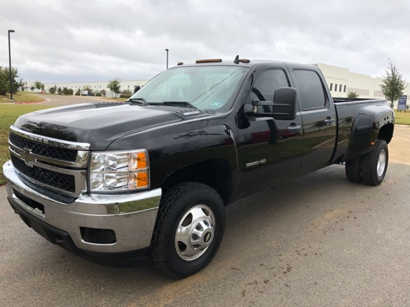Chevrolet Silverado 3500HD 2012 price $26,995