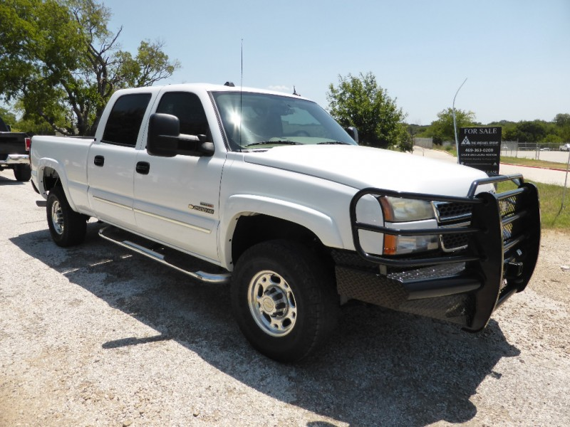 2005 Chevy Silverado For Sale >> 2005 Chevrolet Silverado 2500hd Crew Cab 153 Wb Ls