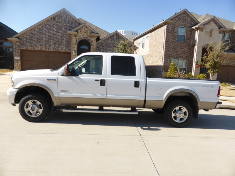 Ford Super Duty F-250 2005 price $14,995
