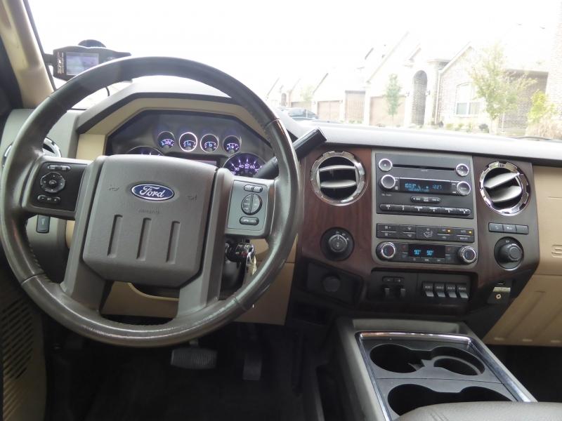 Ford Super Duty F-250 2012 price $25,995