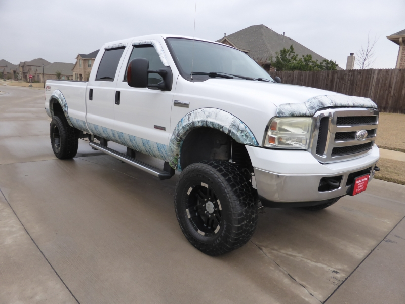 Ford Super Duty F-250 2005 price $15,995
