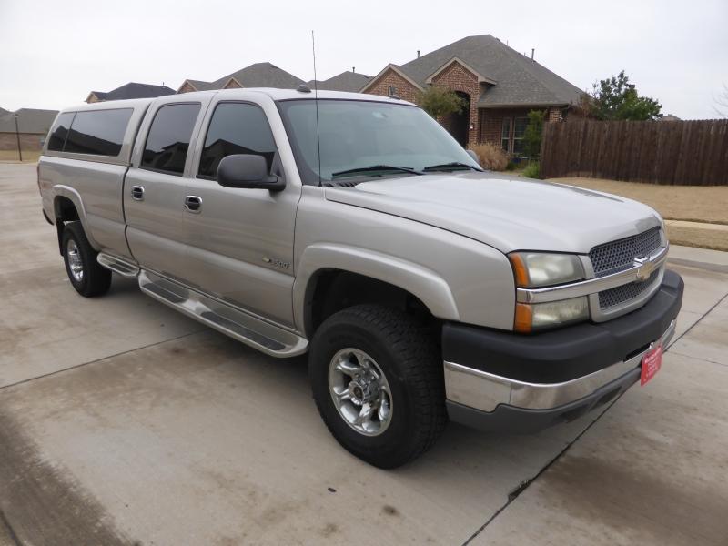 Chevrolet Silverado 3500HD 2004 price $14,995